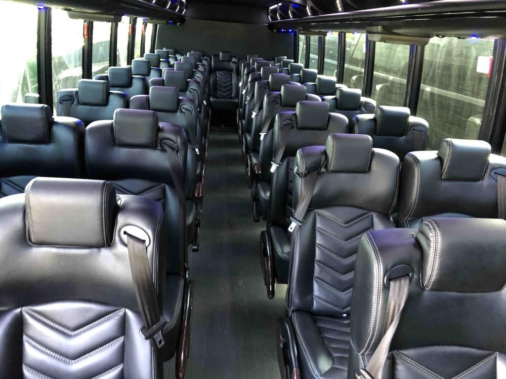 36 pass interior