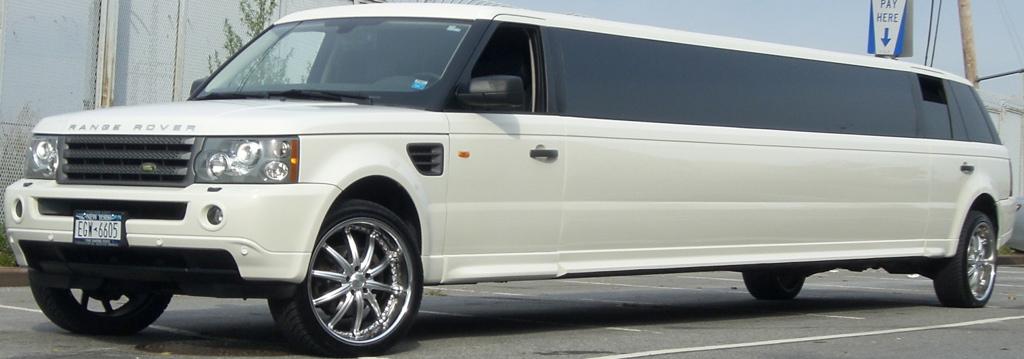 Range Rover Limo Beni