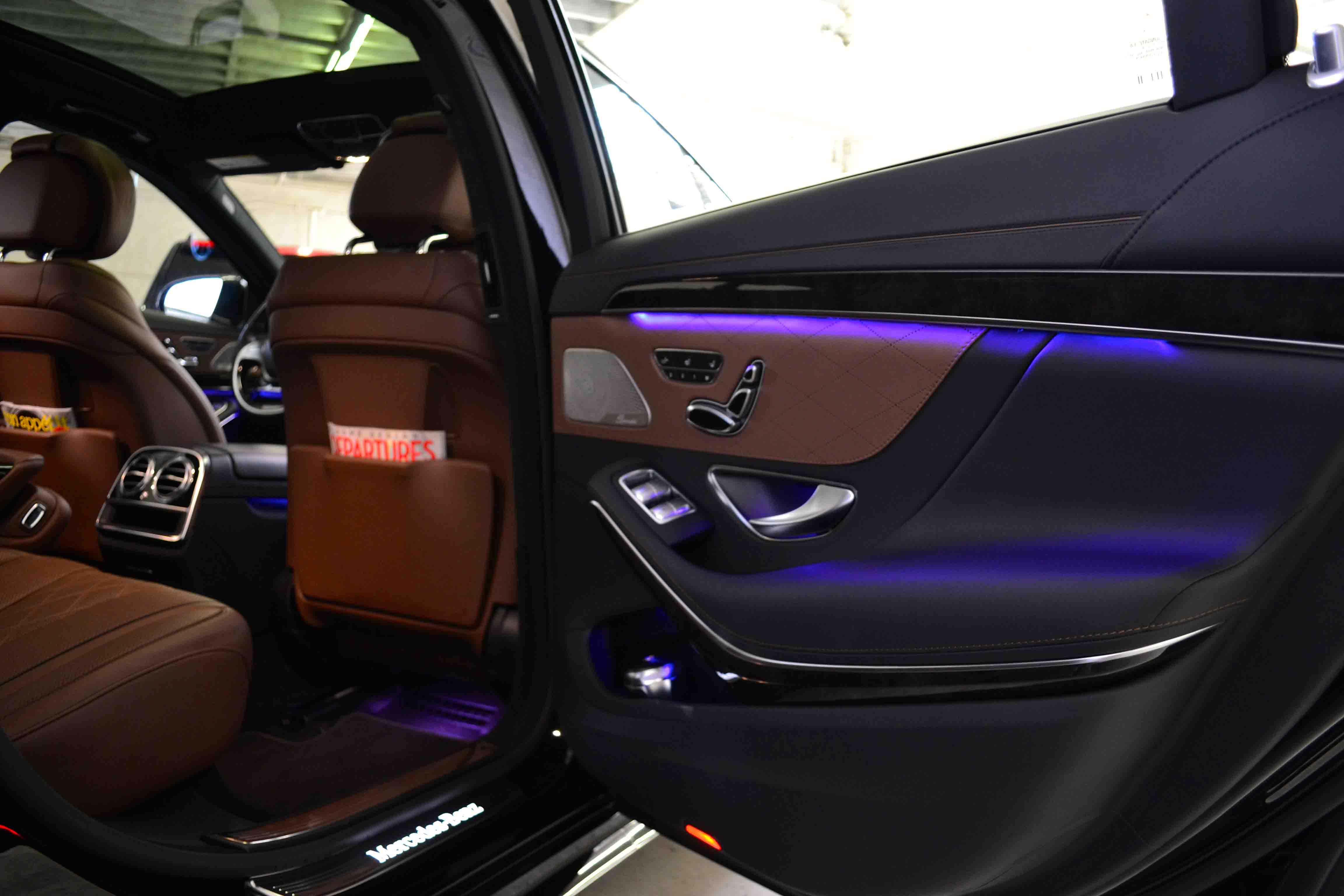 S550 Interior 5