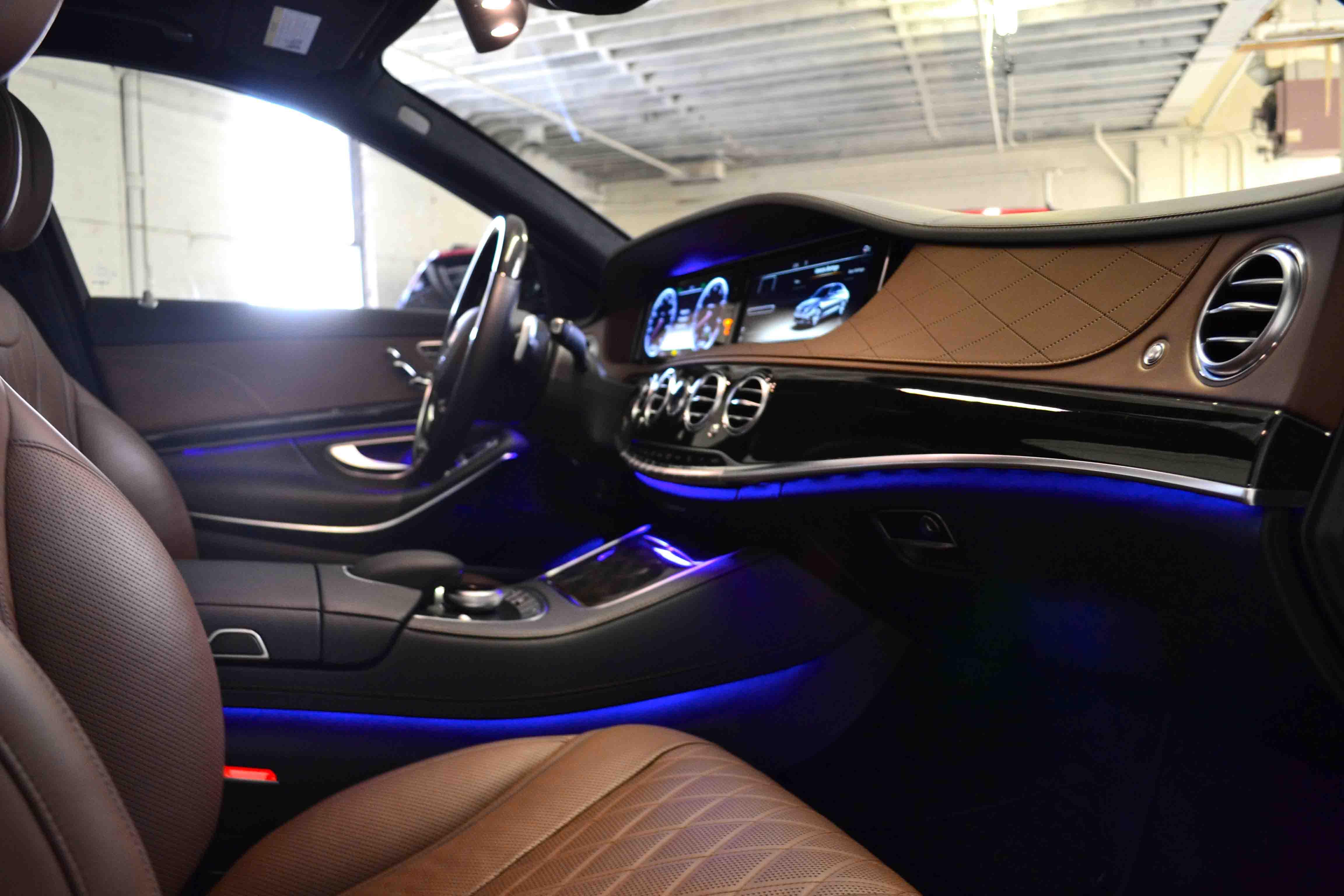 S550 Interior Beni 4