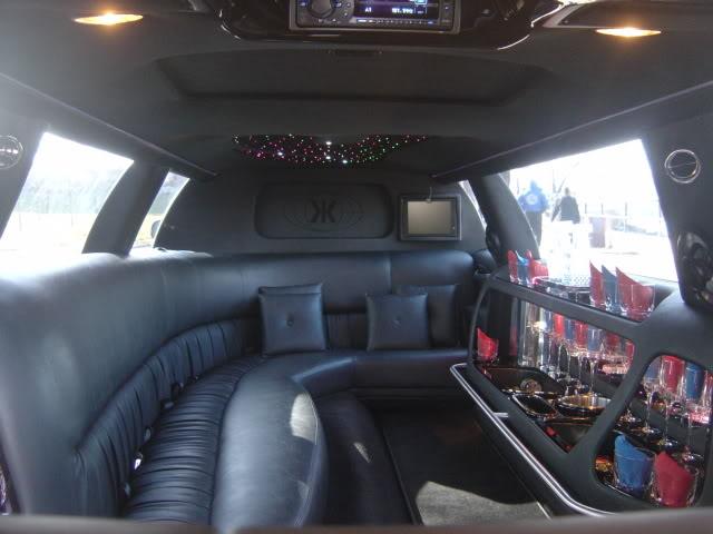 limo2 interior